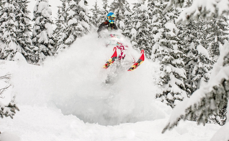 Custom Snowmobile Skis Bogie Wheels Slydog