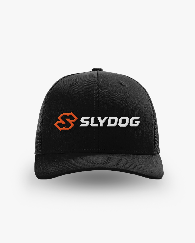 Picture of Signature Trucker Hat - Black